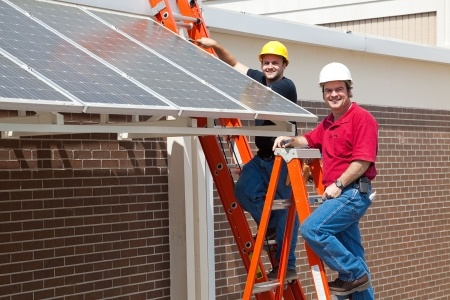 solar workers comp